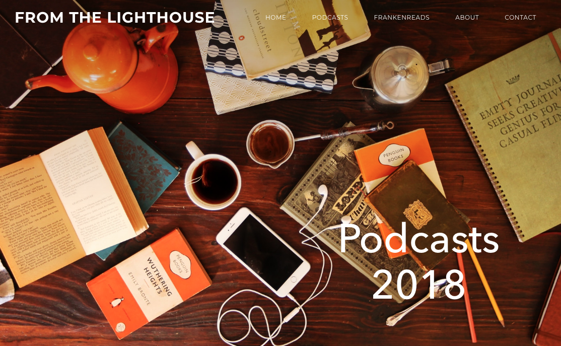 From the Lighthouse writing and reading podcast