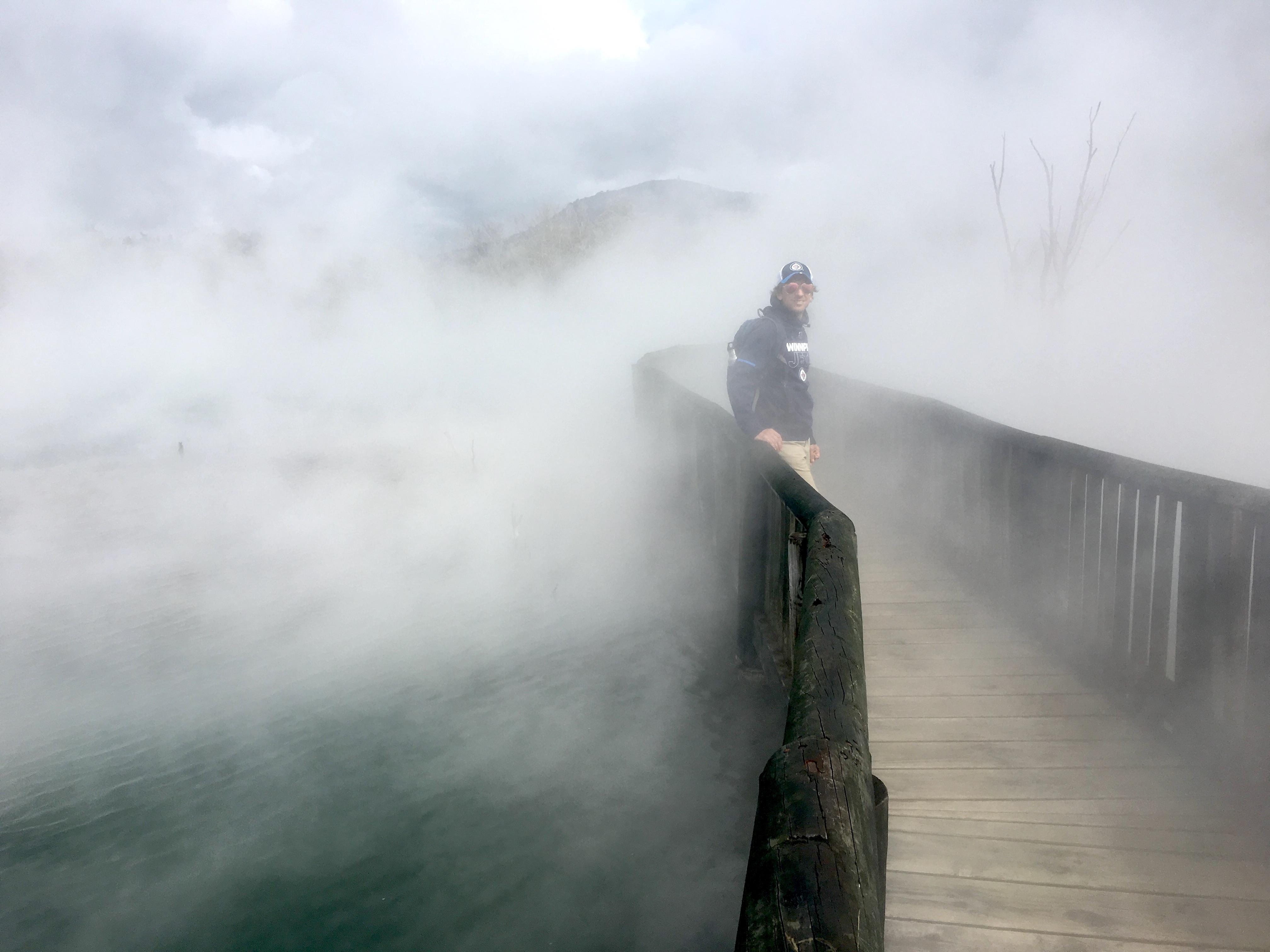 Travelling with chronic illness to Rotorua, New Zealand