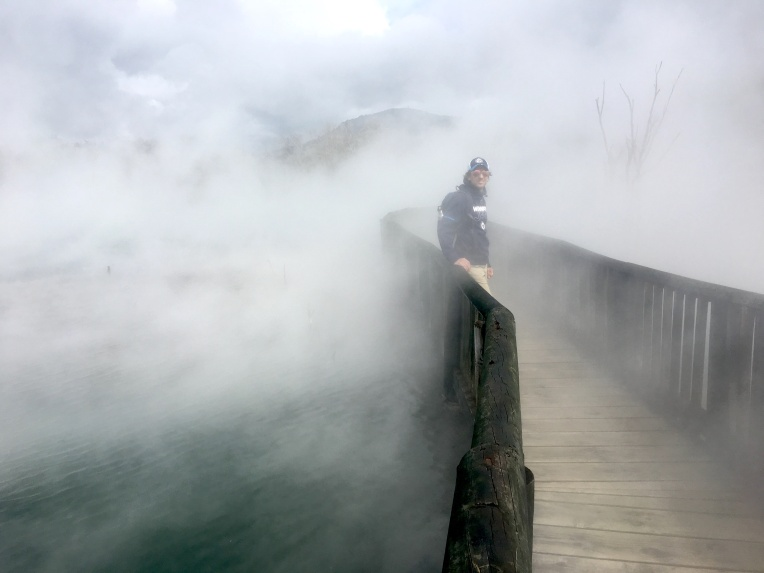 Travelling with chronic illness to Rotorua, New Zealand