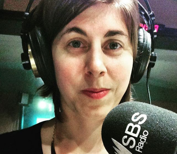 Ashley Kalagian Blunt on SBS Armenian radio