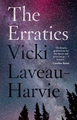 The Erratics by Vicki Laveau-Harvie Australian memoir author