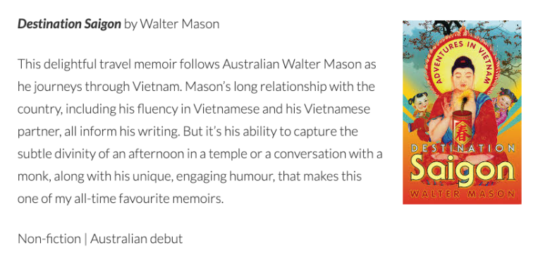 Author Walter Mason cover