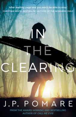 JP Pomare In the Clearing, Australian Author