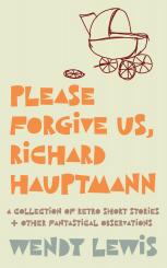 Wendy Lewis book cover Richard Hauptmann