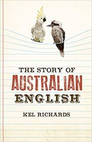 Story of Australian English book cover by Kel Richards