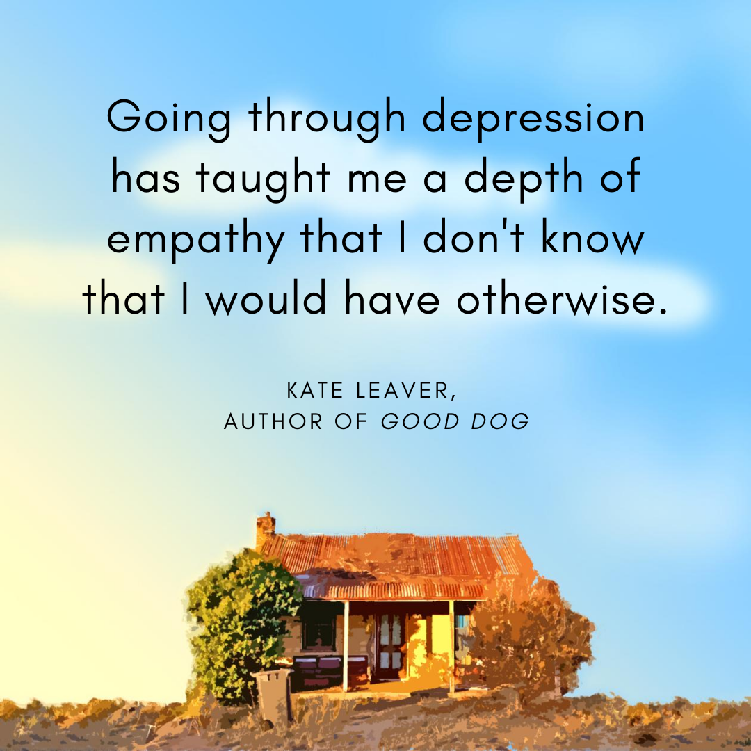 Kate Leaver on James and Ashley Stay at Home podcast