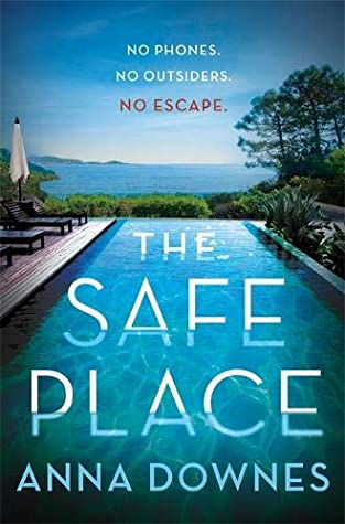 Anna Downes the safe place book cover
