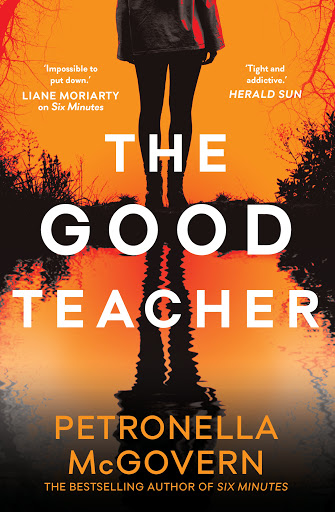 Petronella McGovern Good Teacher book cover