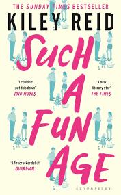 Kiley Reid Such a Fun Age book cover