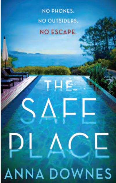 The Safe Place, Anna Downes book cover